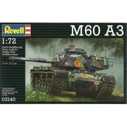 Revell 03140 Model do sklejania - Czołg M60 A3