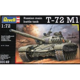 Revell 03149  Model do sklejania - Czołg T-72 M1
