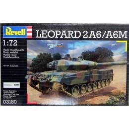 Revell 03180  Model do sklejania - Czołg Leopard 2 A6/A6M
