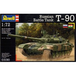 Revell 03190 Model do sklejania - Czołg T-90