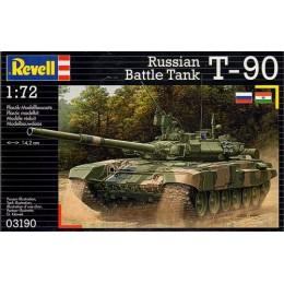 Revell 03190 Model do sklejania - Czołg T-90