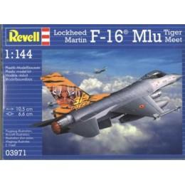 Revell 03971 Model do sklejania - Samolot Lockheed Martin F-16 Mlu TigerMeet