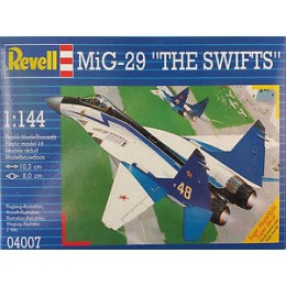 Revell 04007 Model do sklejania - Samolot MiG-29 The Swifts