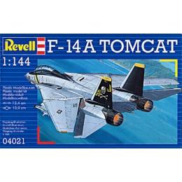 Revell 04021 Model do sklejania - Samolot F-14A Tomcat z akcesoriami