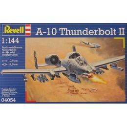 Revell 04054 Model do sklejania - Samolot A-10 Thunderbolt II