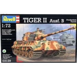 Revell 03129 Model do sklejania - Czołg Tiger II Ausf. B