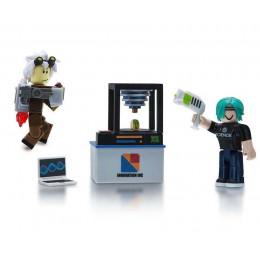 Roblox - Figurki z akcesoriami - Zombiologist i Madattak - Innovation Labs 10742