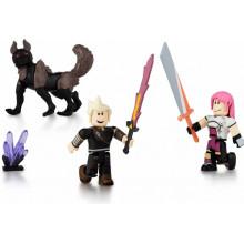 Roblox - Figurki z akcesoriami - Aeron i Sakura - Swordburst Online 10744