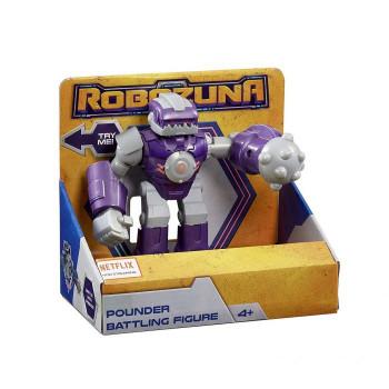 Robozuna - Robot Pounder - Figurka 12,5 cm - 13004