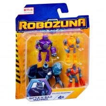 Robozuna - 4 Figurki Multipack - 82529