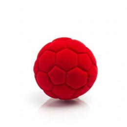 Rubbabu – Czerwona mała piłka sensoryczna nożna - 203274