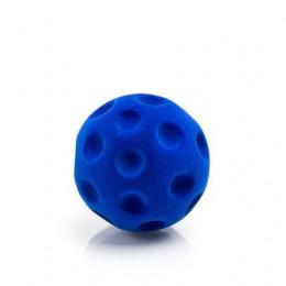 Rubbabu – Granatowa mała piłka sensoryczna golfowa z małymi wgłębieniami - 203273