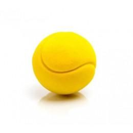 Rubbabu – Żółta mała piłka sensoryczna tenisowa - 203276