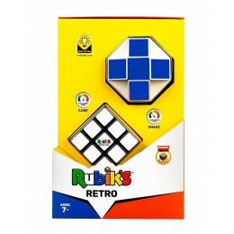 Rubik's Retro – Kostka Rubika – Klasyczna oraz snake – 20134676