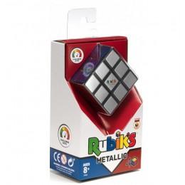 Rubik's Metallic – Metaliczna Kostka Rubika 3x3x3 – 3028