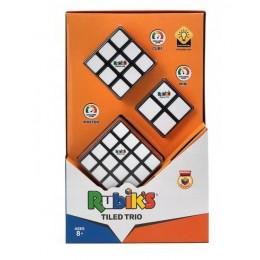 Rubik's Tiled Trio – Kostka Rubika – Zestaw 3 kostek – 3031
