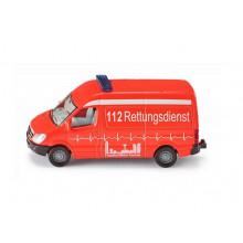SIKU - Autko Ambulans 8 cm - 0805