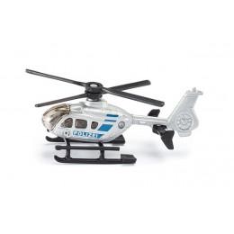 SIKU - Helikopter policyjny 8cm - 0807