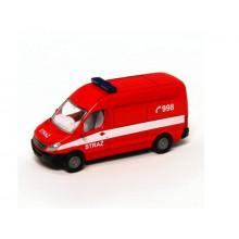 SIKU - Autko Straż pożarna 8 cm - 0808