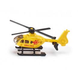 SIKU - Helikopter ratunkowy 7 cm - 0856