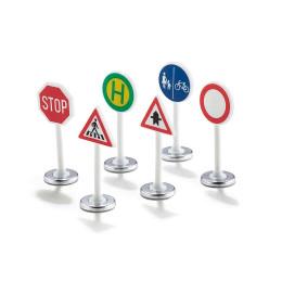 SIKU - Zestaw znaków drogowych 6 szt. - 0857