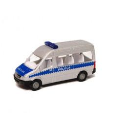 SIKU - Autko Bus Van Policyjny 8cm - 0806