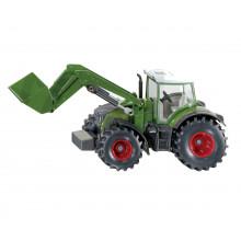 SIKU - Traktor Fend ze spycharką - 1039