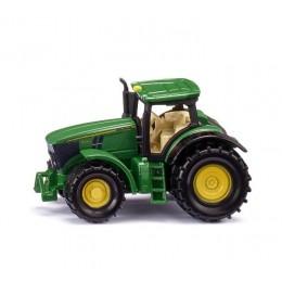 SIKU – Traktor John Deere 6215R – 1064
