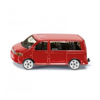 SIKU – Czerwona furgonetka VW Multivan – 1070