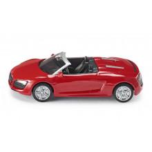 SIKU - Audi R8 Spyder bordowe - 1316