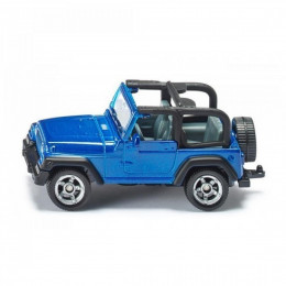SIKU - Autko Jeep Wrangler - 1342