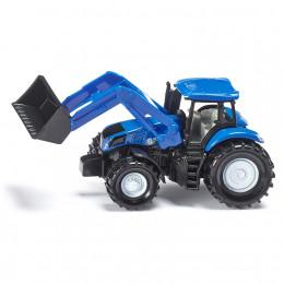 SIKU - Traktor New Holland z ładowarką - 1355