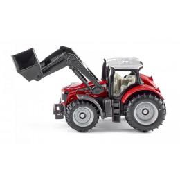 SIKU - Traktor z ładowarką - 1484