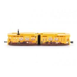 SIKU - Tramwaj - 1615 żółty