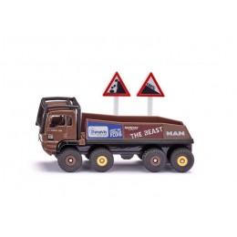SIKU – Ciężarówka MAN HS Schoch 8 x 8 – 1686