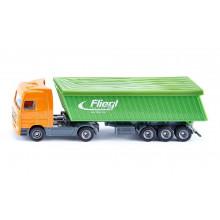 SIKU - CIężarówka z przyczepą 1:87 - 1796