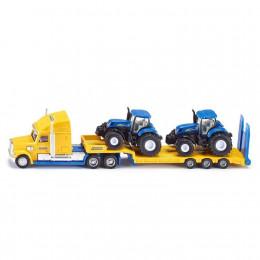 SIKU - Laweta z traktorami - 1805
