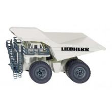 SIKU - Ciężarówka górnicza Liebherr - 1807