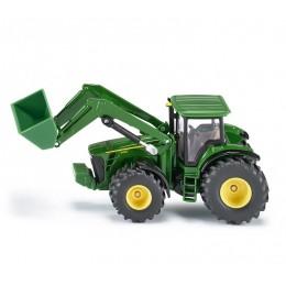 SIKU Farmer – Traktor John Deere z przednią ładowarką 1:50 – 1982