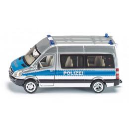 SIKU – Samochód drużyny policyjnej - 2313