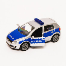 SIKU model 1410 VW Golf VI- Policja