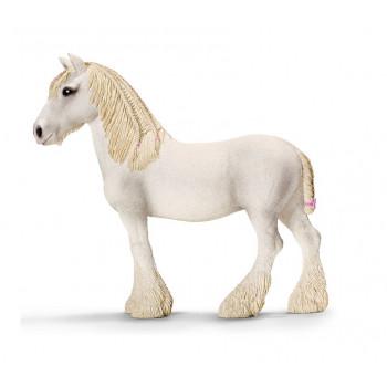 Schleich Konie - Figurka Klacz rasy Shire - 13735