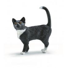 Schleich - Figurka Czarny kot - 13770
