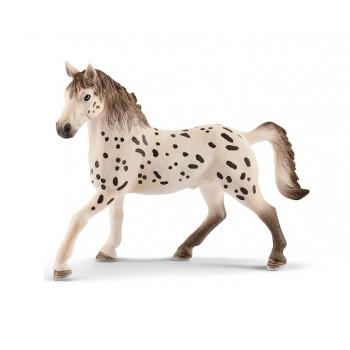 Schleich Konie - Figurka Ogier rasy Knabstrup - 13889