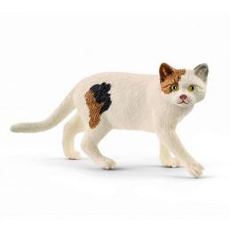 Schleich - Figurka Amerykański kot krótkowłosy - 13894