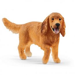 Schleich - Figurka Pies Angielski Cocker Spaniel - 13896