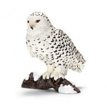 Schleich - Figurka Sowa śnieżna - 14671
