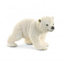 Schleich - Figurka Młody miś polarny - 14708