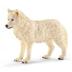 Schleich - Wild Life - Wilk arktyczny - 14742