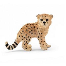 Schleich - Figurka Młody Gepard - 14747